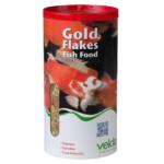 Gold Flakes Fish Food