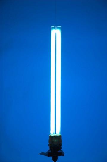 Speciaal voor de vijver is er de UV lamp of UV-C lamp, die veel schadelijke organismen doodt door ultraviolet licht.