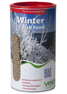 Winter Fish Food