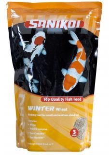 SaniKoi Winter Wheat Food