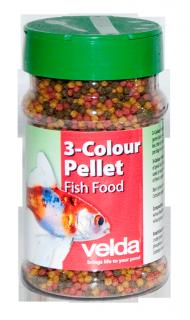Vivelda 3-Colour Pellet Food