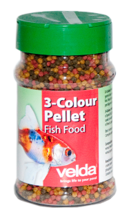 Vivelda 3-Colour Pellet Food