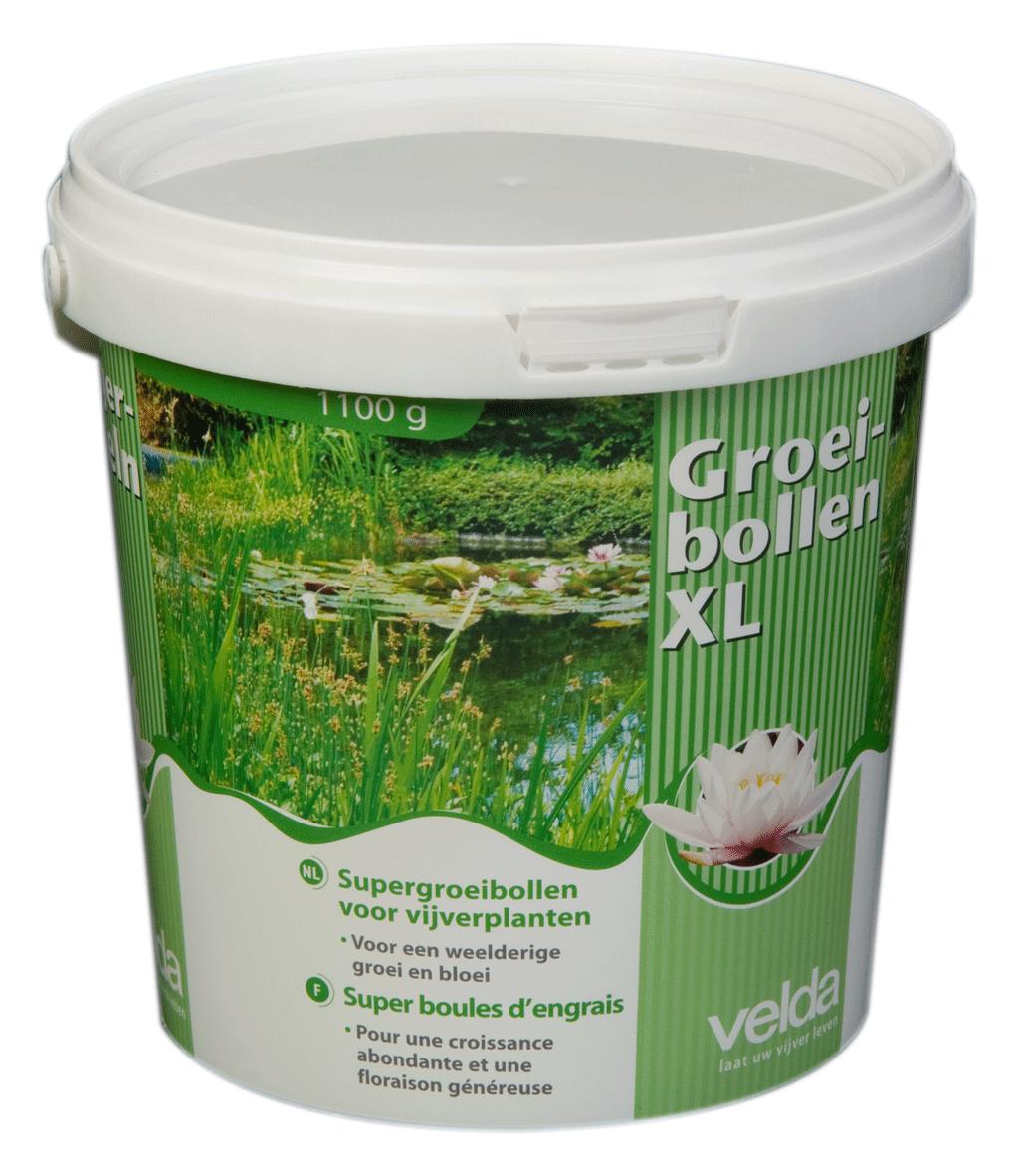 Super growth balls xl velda for Teichfische arten