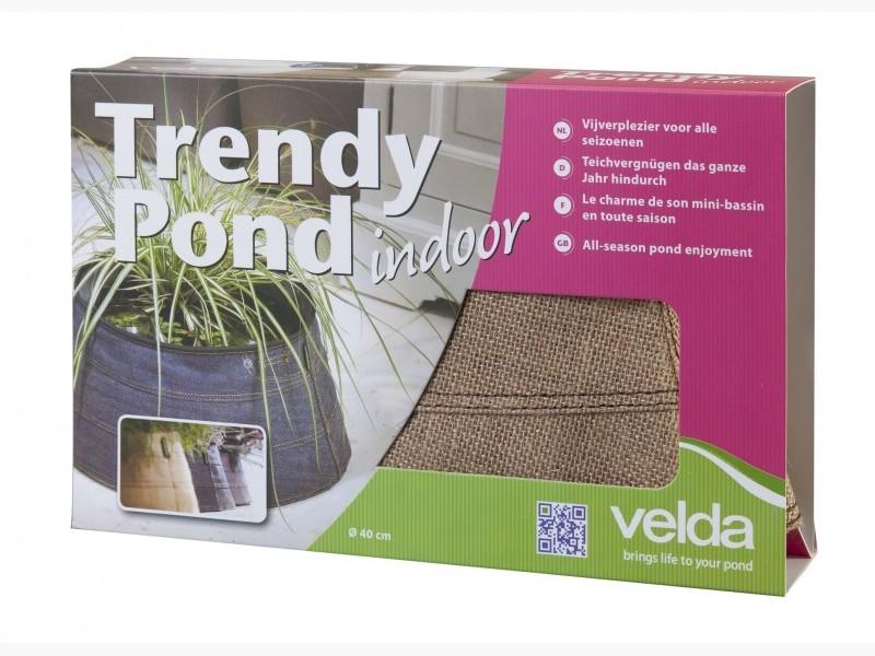 trendy pond indoor velda. Black Bedroom Furniture Sets. Home Design Ideas
