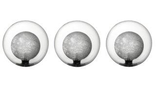 Floating Glass Lights