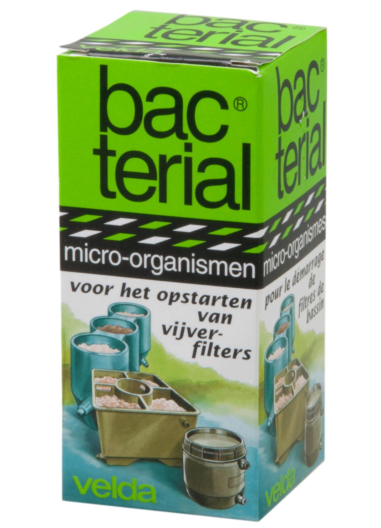 Bacterial Filterstart Velda