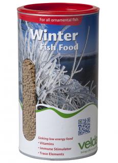 Winter Fish Food