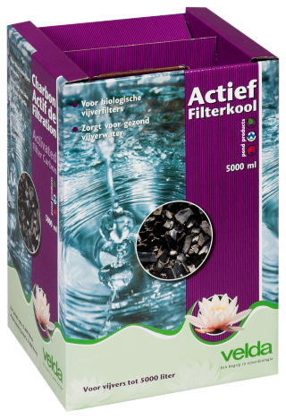 Activated Filter Carbon